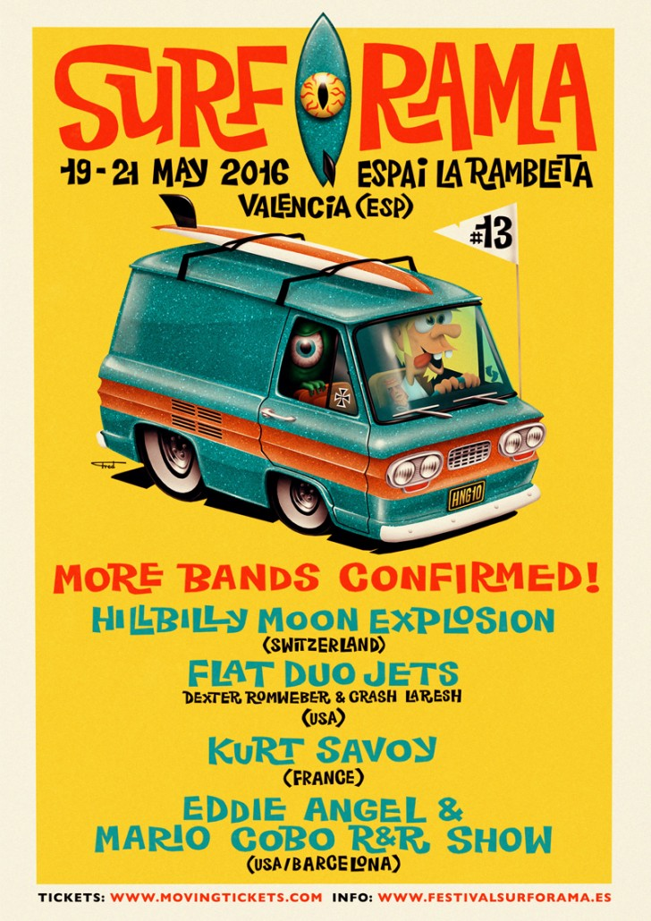 Poster-Surforama-NEW-Four-New-Bands-Only-copy